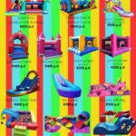 Jumping Castles | Water Slides | Soft Play Hire